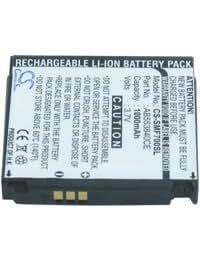 Batterie pour SAMSUNG SGH-F490V, 3.7V, 1000mAh, Li-ion