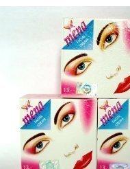 Mena Whitening Facial Day Cream Original Formula 3g by Mena