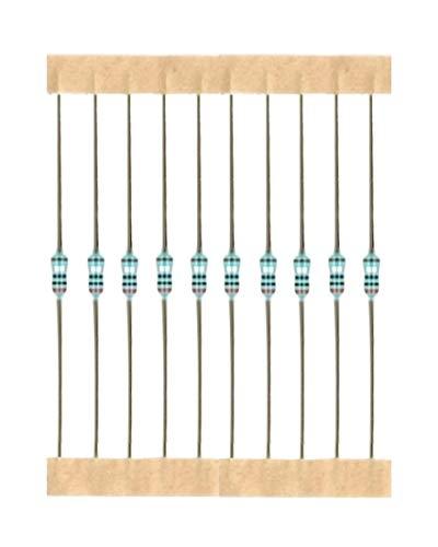 Charbon Couche Résistance Resistor 100 ohms 0,25 W 5% de 10 (3000)