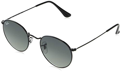 Ray-Ban Herren 0RB3447N 002/71 50 Sonnenbrille, Black/Graygreen
