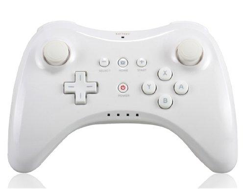 Obsidian Wireless- Pro Game-Controller für Wii U - Black