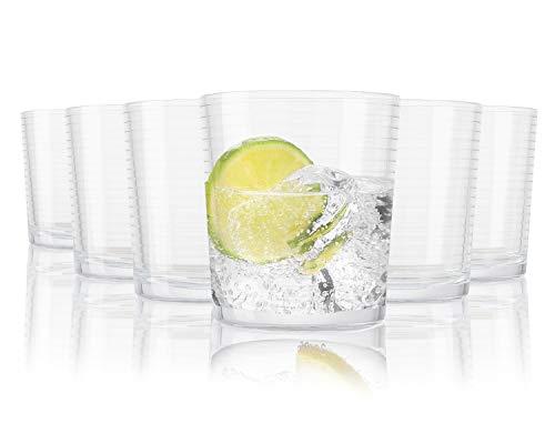 Tivoli Vasos Agua Ambiance - 390 ml - Set 6 - Vasos