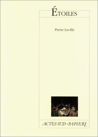 Etoiles par Pierre Laville