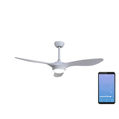 SPC Conforto DC - Ventilador Inteligente Wi-Fi Modo Verano e Invierno Smart Compatible con Amazon Alexa...