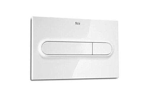 Roca a890095000-dual Drive Platte PL1Wandtattoo weiß
