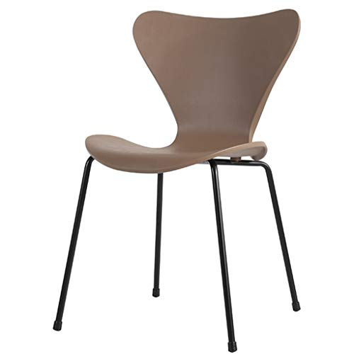 7 Farben Barhocker Counter Stühle Pub Bistro Küche Dining Side Chair Kunstleder Elegant Smooth Iron Art -