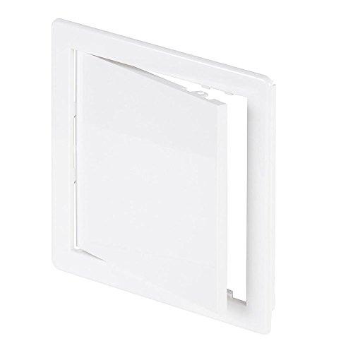 Revisionsklappe Revisionstür Tür Weiss ABS Größe: 250x330
