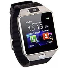 SmartWatch DZ09con reloj, teléfono móvil, Bluetooth, espacio para tarjeta SIM y microSD