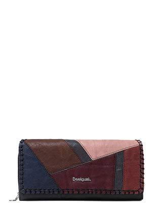 Desigua portafoglio donna 19wayp46 marrone scuro 6044