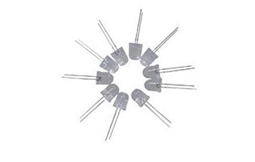 Sintron LED 5 mm ~13500 mcd, Glas, Warmweiß Mcd 5mm Led