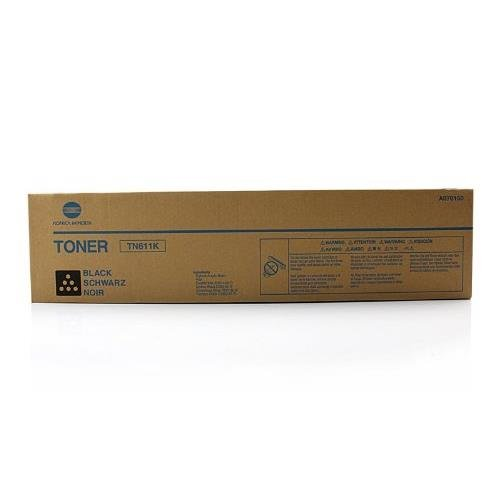 Preisvergleich Produktbild Konica Minolta 4053768172850–A070150–Schwarz Toner für Drucker–45000seiten