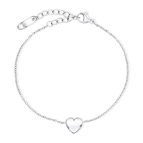 LENIRA Herz Armband (Silber)