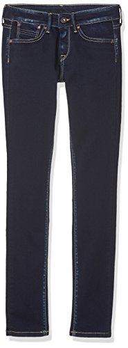 Blaue Kinder-jeans (Pepe Jeans Mädchen Pixlette Jeans, Blau (Denim R55), 7 Jahre)