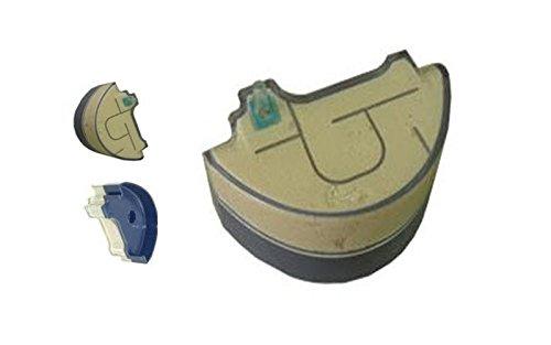 Echte Ersatz-filter (Hoover Dampf Jet, Filter-Ersatz echtes Hoover, Steam Mop-Filter passend für SteamJet Maschinen SSN1700001(S/N 39600094)/1700011(S/N 39600095)/17001011)