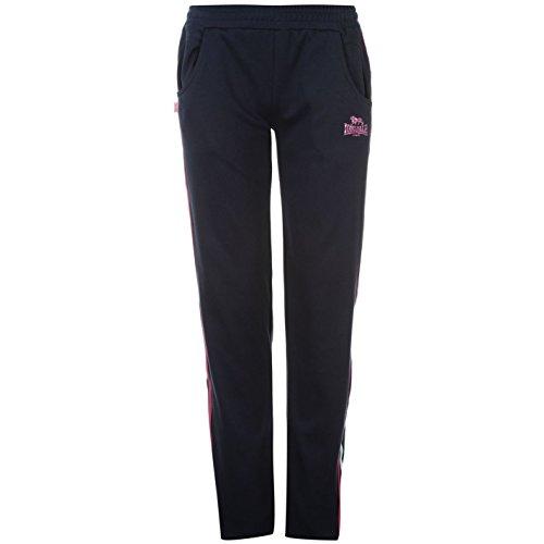 Lonsdale - Pantalon de sport - Femme Navy/Purp/Blue