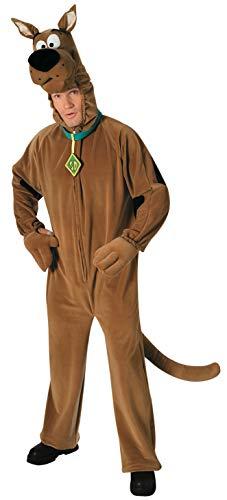 Rubie's Scooby-Doo-Kostüm (Deluxe Scooby Doo Kostüm)