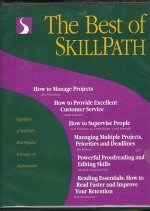 The Best of Skillpath 1: 6 Audio Tapes in Clamshell Case Clamshell Case