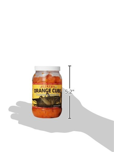 Fluker's Orange Cube Complete Cricket Diet 6