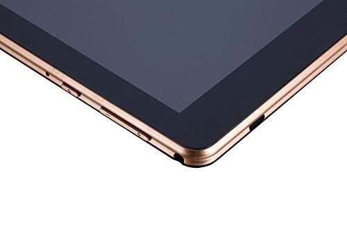 Android- Tablet mit 10, 0- Zoll- HD- IPS- Bildschirm,  Android 9.0 Tablet mit 2 SIM- Kartensteckplätzen,  Quad- Core,  1, 3 GHz,  4 GB + 64 GB,  Bluetooth,  WLAN,  GPS,  Dual- Kamera (Negro)
