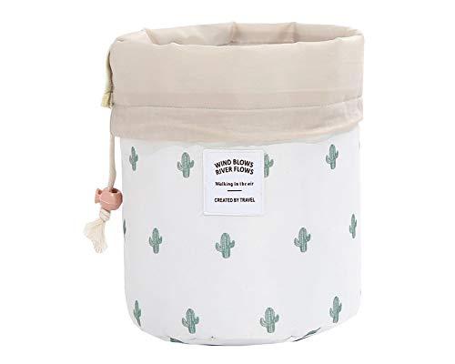 JooNeng Barrel Toiletry Bag,Wome...