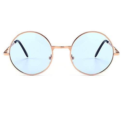 Daawqee Pink Sunglasses Harry Potter Hippie Women