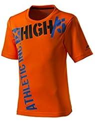 K de camiseta de Daniel, color naranja, tamaño 116