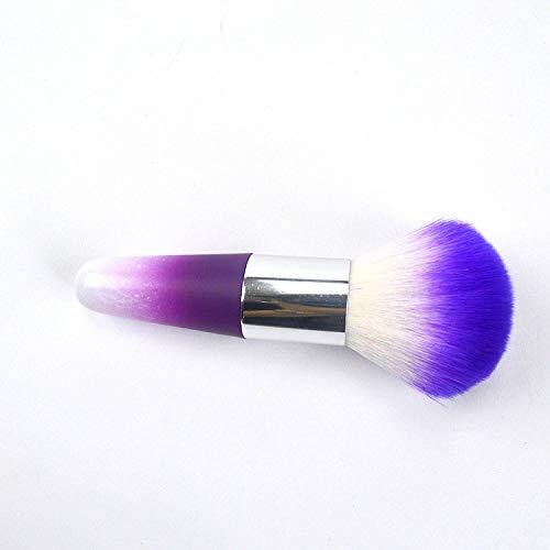 Keason Femmes Blush Brushes Fashion Maquillage Brushes Makeup Tool (Purple)