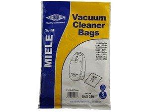Electruepart FJM Material Dust Bag For Miele S250 300 500 700 se - BAG 230