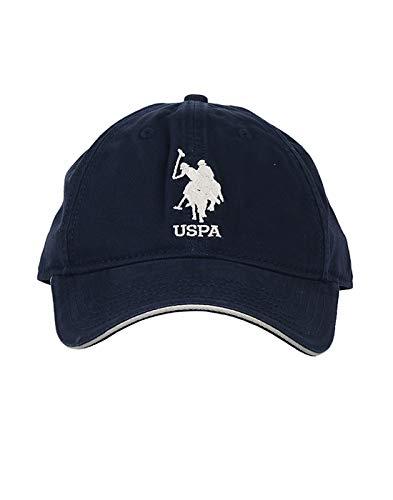 U.S.Polo.Assn. Men's Baseball Cap (USAC0390_Navy_One Size)