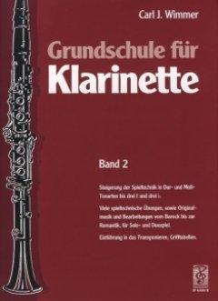 GRUNDSCHULE FUER KLARINETTE 2