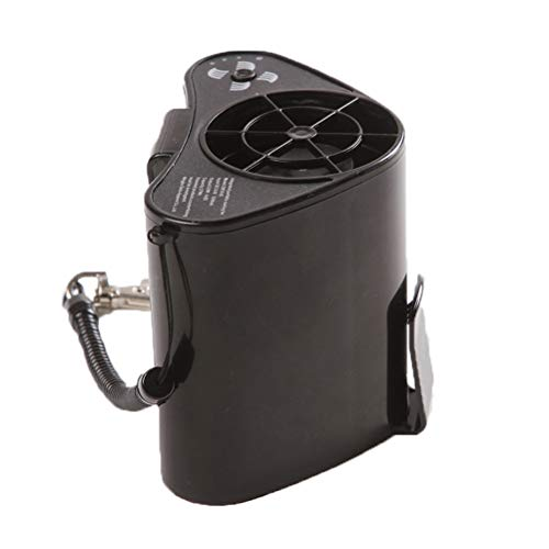Mobile Klimaanlage Ventilator Hängende Taille Verhinderung Von Hitzschlag 3 Geschwindigkeiten Mini Klimageräte 37Wh 8W