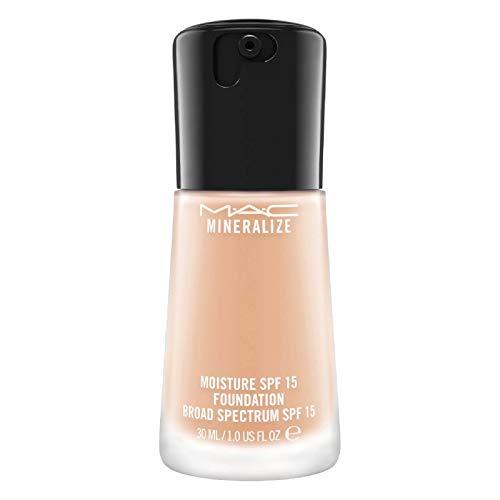 Macadamia - mac mineralize liquid cream moisture spf15 foundation nc18 30ml - Mac Gesicht Foundation