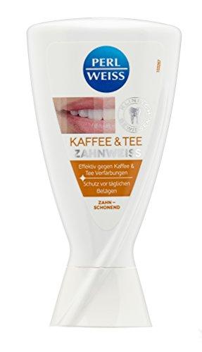 Perlweiss Kaffee und Tee Zahnweiss, 50 ml