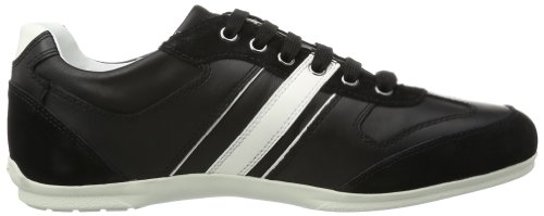 Geox - U Houston A, Pantofole Uomo Nero (Black C9999)