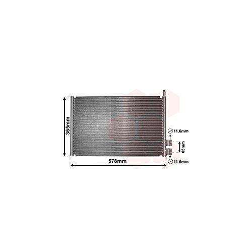VAN WEZEL 18005328 Condensador, aire acondicionado