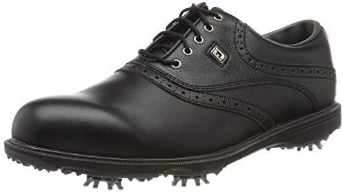 Footjoy Hydrolite 2.0, Chaussures de Golf Homme, Noir (Negro 50055w), 40.5 EU