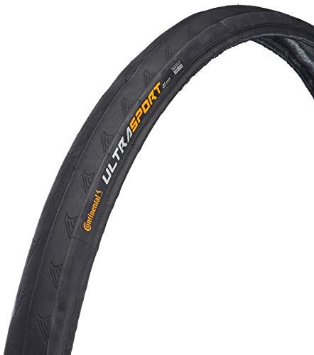 Continental 0150006 - Cubierta de Ciclismo, Color Negro