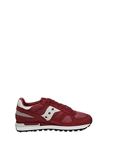 Saucony , Herren Sneaker Rosso/Bianco