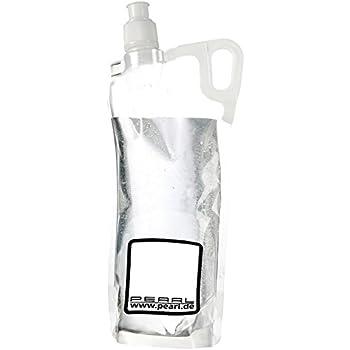 PEARL Faltbare Trinkflasche für Sport & Freizeit, 900 ml
