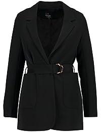 promo code 30f8f 975ab Amazon.it: cappottino - Nero / Donna: Abbigliamento