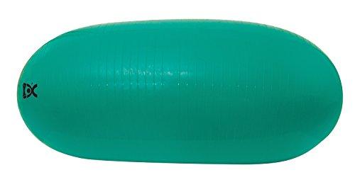 Cando 1015454 aufpumpbarer gerader Ball - grün, 60 cm x 110 cm