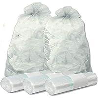 palucart® Bolsas Basura Color Transparente cm 70x 110(110L) 100unidades