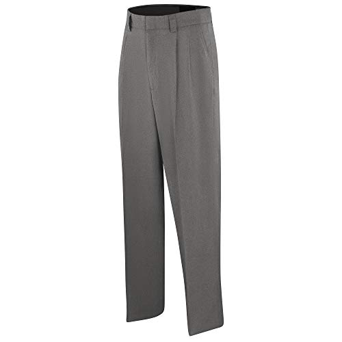 Adams Baseball und Softball Umpire 4-Wege Stretch Plissee Combohose Medium Grey -