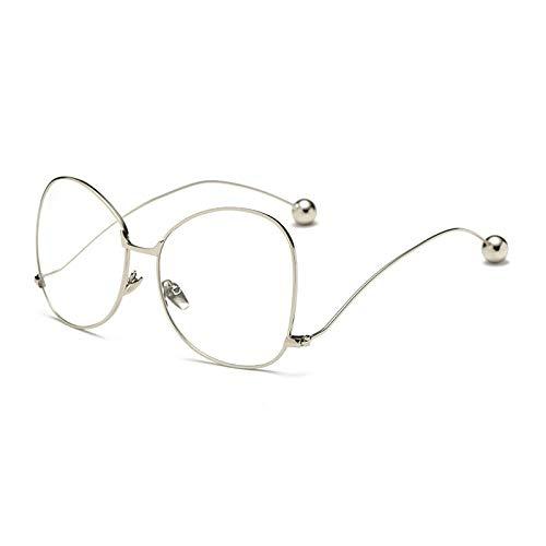 YMTP Brillengestell Brillenglas Damen Herren Brillengestell Optische Gläser