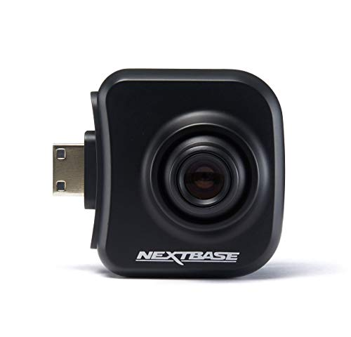 Nextbase Series 2 Add-on Module Cameras - Rear View Dash Camera - Compatible with Series 2 322GW, 422GW and 522GW Dash Cam Models - Front and Rear Dash Cam Recordings