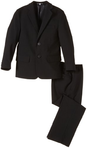 G.O.L. Jungen Anzug Blazeranzug, Regularfit, Gr. 176, Schwarz (black 2)