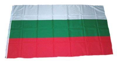 Preisvergleich Produktbild Flagge Fahne Bulgarien 60 x 90 cm FLAGGENMAE®