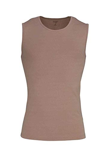 Olymp Herren Tanktop Level 5 Body Fit Caramel (855) S