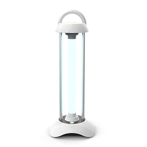 UV-Sterilisationslampe Desinfektionslampe KeimtöTendes KeimtöTendes Licht Luftreiniger Milben Instrument-Geeignet Für DesinfektionsgeräTe Für Schulen,Hotels Und Betriebe Antibakteriell Rate 99%
