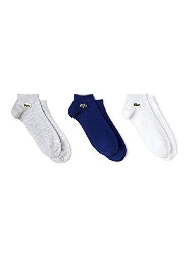 Lacoste, Calcetines para Hombre (Pack de 3) Lacoste